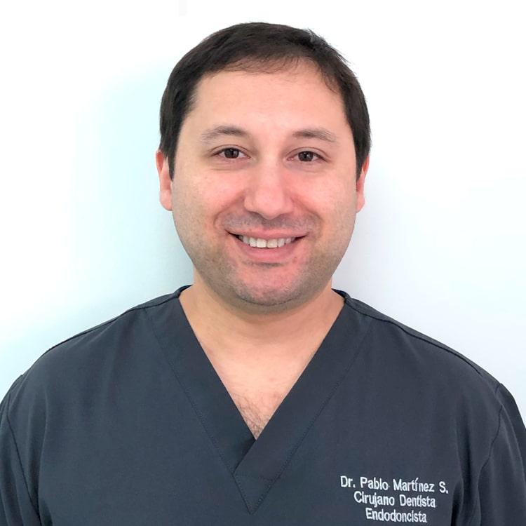 Dr Pablo Martínez Endodoncista